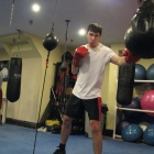 Alex training