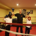 Children's boxing class 2