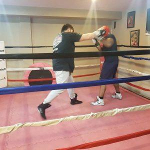 boxing,classes,vaughan