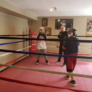 beginners,guide,boxing,first,time,workout,punches,hand,wrap,fitness