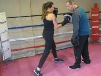woman,female,boxing,class